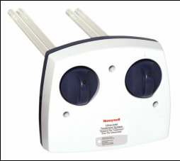 photo of honeywell ultraviolet air treatment system for hvac