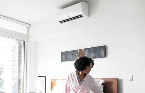 ductless hvac image